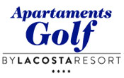 Logo Apartaments Golf