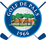 Logo golf de pals