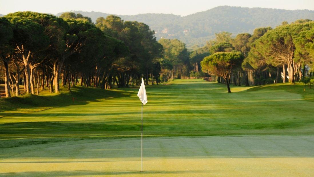 Golf de Pals ha recibido la Placa al Merito en Golf 2020