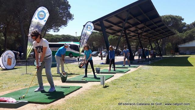 Golf a les escoles - Curs 2016-2017