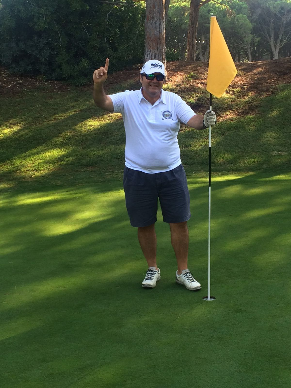 Hole in one al forat 11