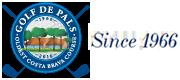 Logo Golf Platja de Pals